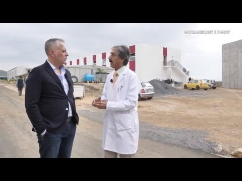 The Reporter Of Albanian Vision Plus TV Channel Visiting PMOI/MEK Compound Ashraf3