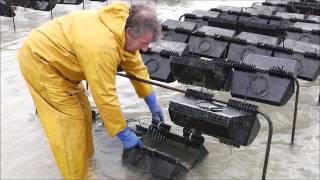 Ortac Oyster Farming System