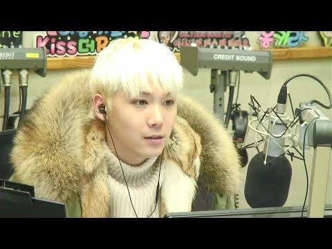180206 Hongki's Kiss the Radio - DAY6, Jeong Sewoon