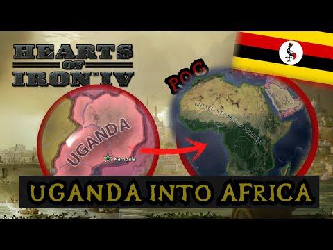 Uganda Unites Africa! - Hearts of Iron 4 Modded - Battle for the Bosporus |