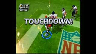 NFL Blitz 2003 - Houston Texans @ Jacksonville Jaguars