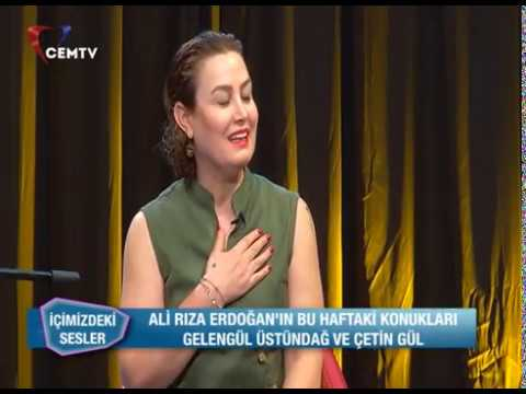 Ali Rıza Erdoğan İle İçimizdeki Sesler Gelengül Üstündağ Çetin Gül 22 Aralık 2019
