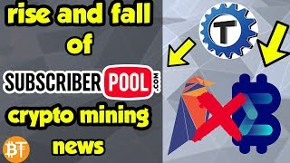 Rise and Fall of SubscriberPool.com|TheTechnicalsPool.com 1 ETH giveaway and launch
