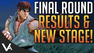 SFV - Final Round 2019 Results, New Stage & Discussion! Still No News? Street Fighter 5