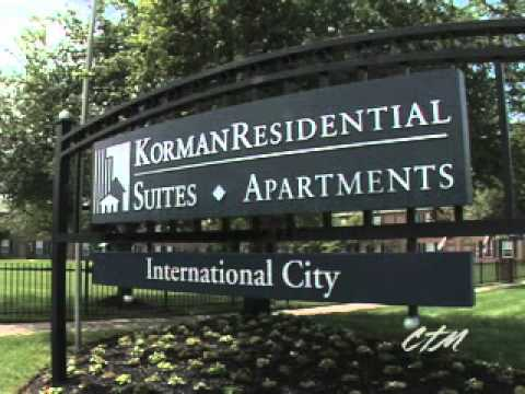 Korman Residential at International City Chalets Apartments For Rent in Philadelphia, PA