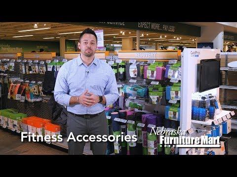 Fitness Accessories at Nebraska Furniture Mart