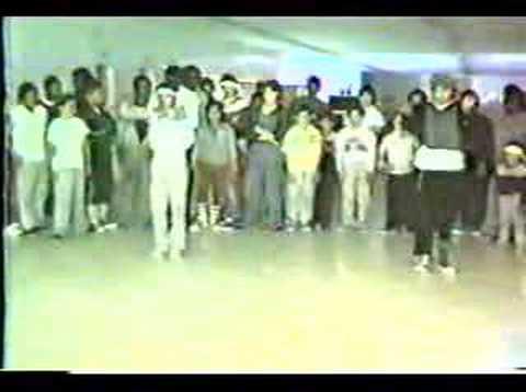 BREAKDANCE CREWS  OLD SCHOOL1983 -WILDSTYLE, S.D.FLOOR MASTERS BREAKERS