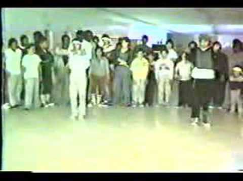 BREAKDANCE CREWS OLD SCHOOL1983