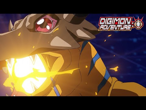 Greymon Battle | Digimon Adventure: from YouTube · Duration:  1 minutes 41 seconds