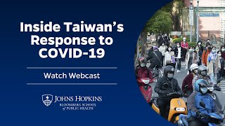 Inside Taiwan's Response to COVID-19