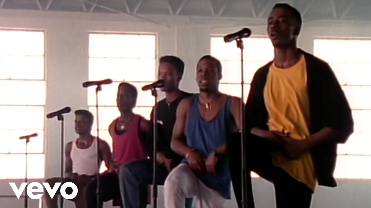 New Edition If It Isn T Love Official Music Video