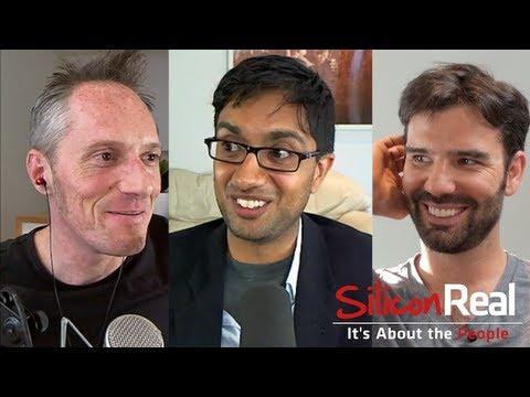 Hussein Kanji - Why London? | Silicon Real
