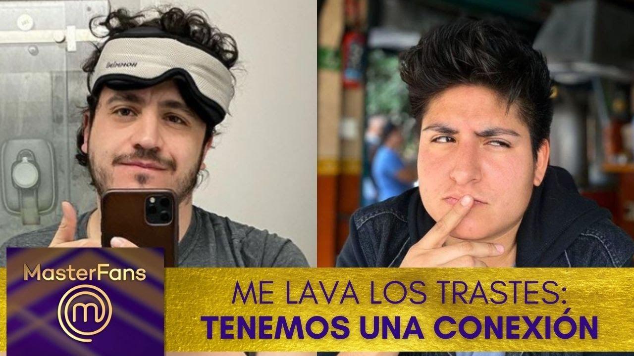 Episodio 9   Me lava los trastes: Tenemos una conexión (EN VIVO)  MasterFans El Podcast