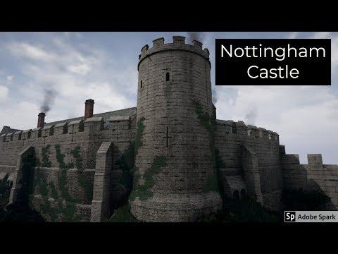 Travel Guide Nottingham Castle Nottinghamshire Pros And Cons Review