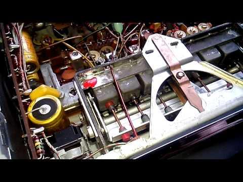 Vintage Becker Europa LMKU car radio 1970-1973