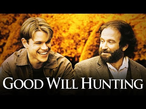 Good Will Hunting | Official Trailer (HD) Robin Williams, Matt Damon, Ben Affleck | MIRAMAX