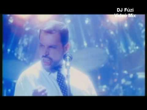 Queen MegaMix (DJ Fuzi Video Mix).mp4