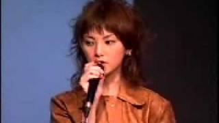 田中麗奈映画「玩具修理者」舞台挨拶 rena tanaka.