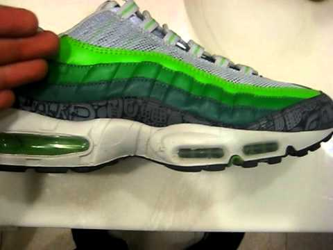 Nike Air Max 95 Rejuvenation Pack 2006 YouTube