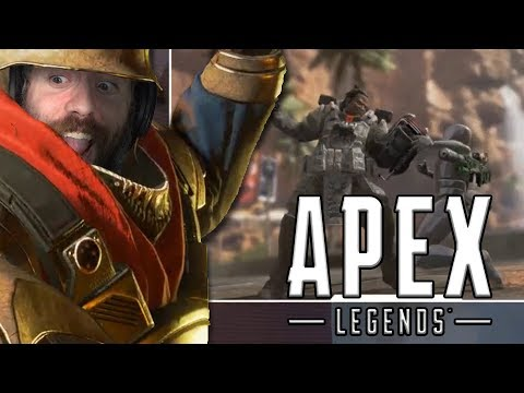 LOOT BOXES AND EXECUTIONS   Apex Legends Part 2