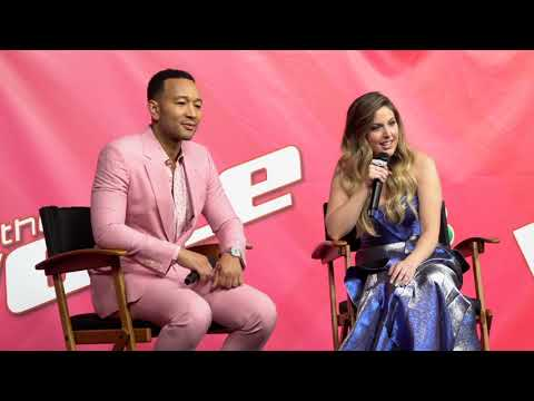 The Voice Season 16 Finale Press Conference Highlights With Maelyn Jarmon & John Legend