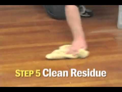 How To Add New Life To Hardwood Floors With Zar Ultra Max Floor