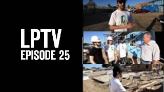 Music for Relief Green Home Build | LPTV #25 | Linkin Park