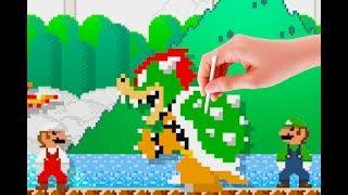 Mario Maker 2? Mario Maker Vanilla Revamped [Mario Maker mod]