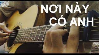 Nơi_Này_Có_Anh - Guitar Cover