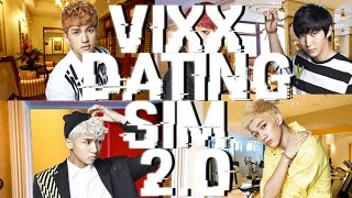 Dating sim vixx Online dating