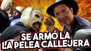 El Faquir/ El Cesar/ Armando Hernández & SuperEscorpion al volante thumbnail
