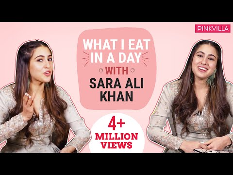 Sara Ali Khan - What I Eat in a Day| Bollywood| Pinkvilla| SIMMBA: Mera Wala Dance