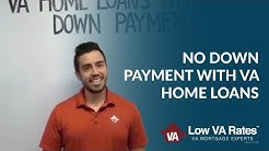 VA Home Loan With No Down Payment - How It Works