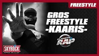 Kaaris - Gros freestyle #PlanèteRap