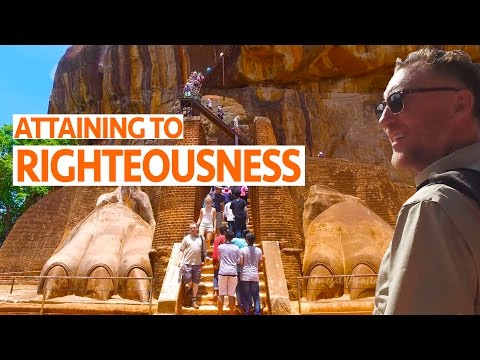 Righteousness By Faith vs Righteousness by Works | A Meditative Journey Through Sigiriya