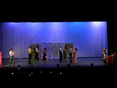 Ye Raatein Ye Mausam - Geet-Rung School of Dance and Music, Atlanta.