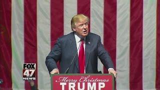 Donald Trump to speak to Detroit Economic Club on Monday