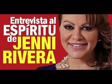 Entrevista al espíritu de Jenni Rivera