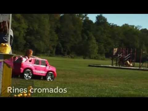 Power Wheels Barbie Escalade De Fisher-Price
