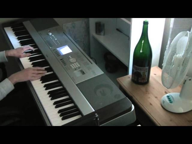 leevi-and-the-leavings-pimea-tie-mukavaa-matkaa-piano-cover-korven-soturi