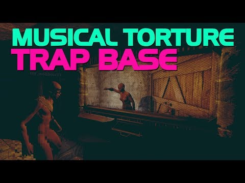 TRAPPING THEM EVERY DAY BRO!! (Trap Base) - Rust