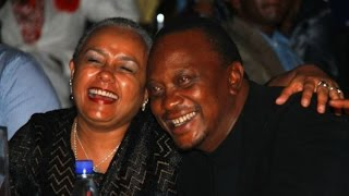 "President Uhuru:""My Family Attracts Beautiful , Strong and Powerful Women.""Most Loving President"