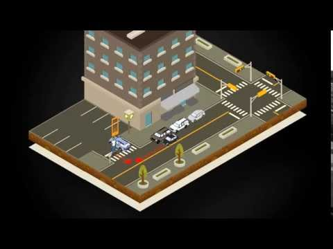 Honda V2X Communications and automated driving