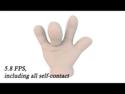 Soft Bodies with Self-Contact