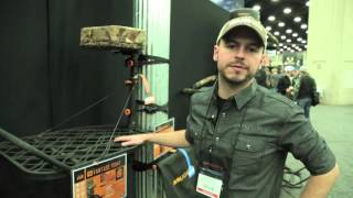 Muddy Pro Cam and Vantage Point Tree Stand  - 2016 ATA Show