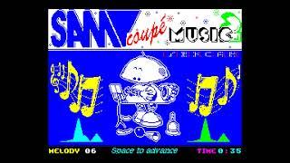 Sam Coupe Music 2 - Mick [ZX Spectrum SAA Music Demo]
