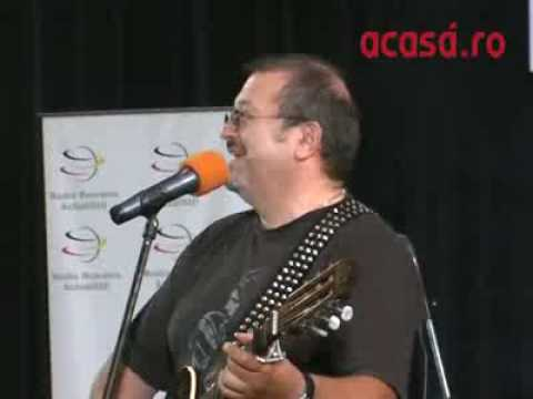 Mircea Baniciu - Tristeti provinciale (live Palatul Copiilor) - video.acasa.ro