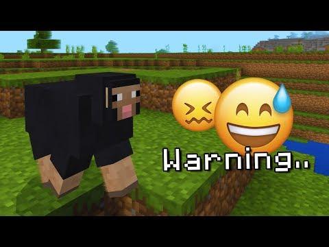 Stay Away from BLACK SHEEPS in Minecraft! (Boogeyman's Warning)