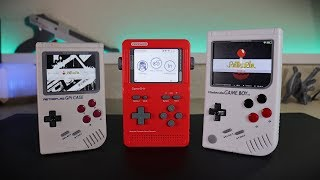 Retro Emulation Handheld Showdown and GIVEAWAY!