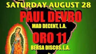 DJ NEGRO (BERSA DISCOS #2)